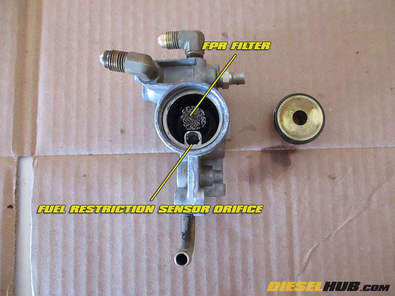 Ford 7 3 Fuel Filter Restriction Sensor - Wiring Diagram