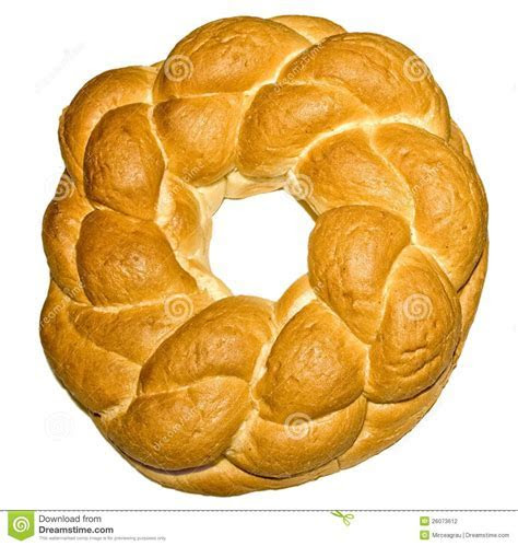 Knot shaped bread stock photo. Image of pastry, knot