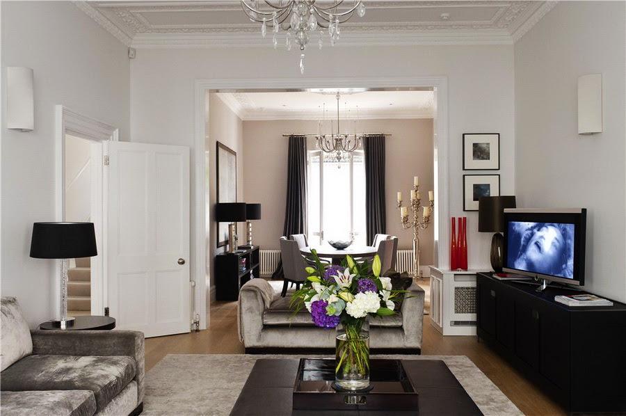 Дом в Лондоне 4