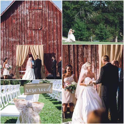 Historic Virginia Farm Wedding   Rustic Wedding Chic