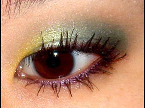 Spring Flirt Eye Makeup Tutorial
