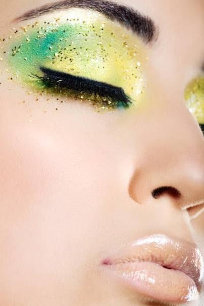 Maquiagem artistica para Copa do Mundo 2014