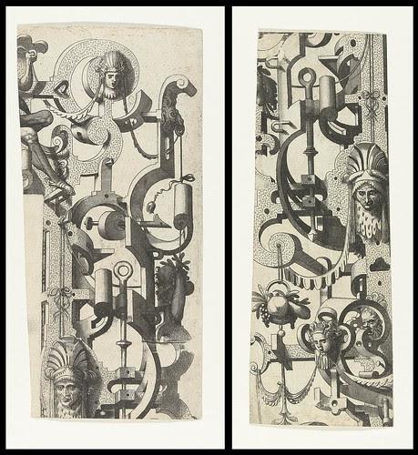 Cartouche Fragments