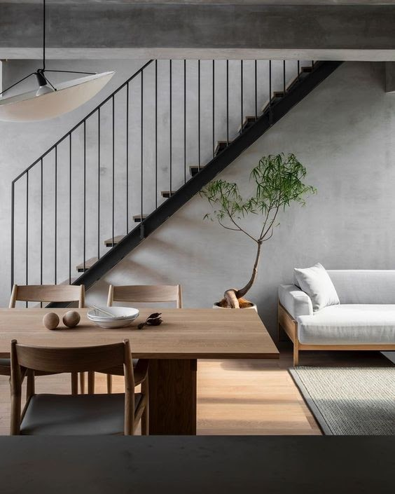 Japandi - When japanise style met scandi interiors