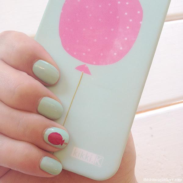 http://www.thisismeagankerr.com/wp-content/uploads/2014/03/morgan-taylor-kikkik-phone-pink-balloon-mint-nail-polish-3.jpg