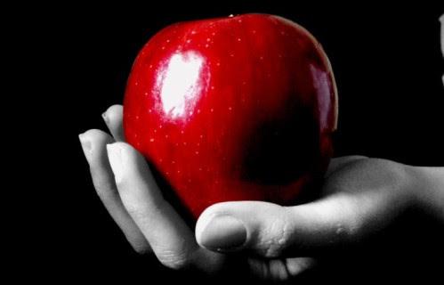tentacion manzana