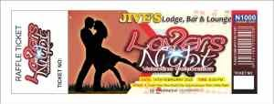 Participate in Jive's Bar & Lounge Giveaway for Valentine's Day