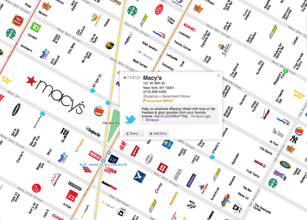 Immagine 7 New York Logo CityMaps