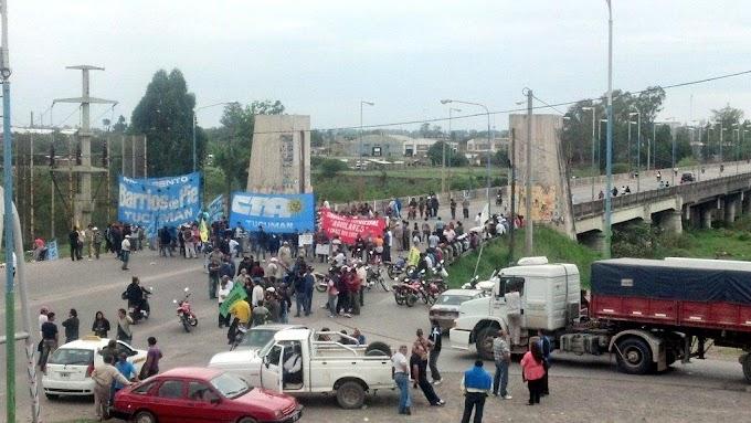 """""""Estamos en la calle a favor de los trabajadores como siempre"""""""
