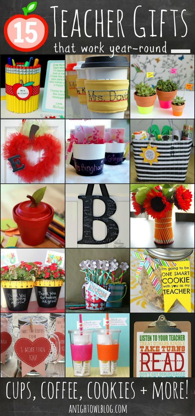 15 Fun Teacher Gifts