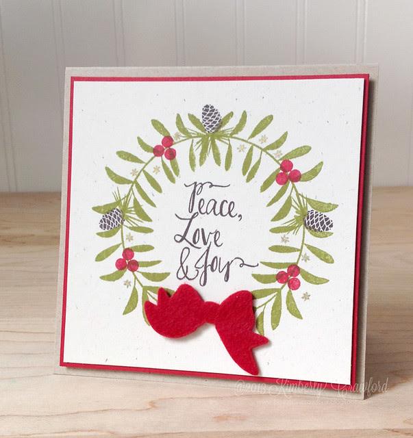 Peace Love Joy Avery Elle by Kimberly Crawford