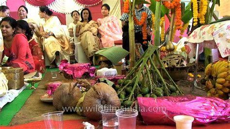 Pre wedding rituals begin with full gusto: Assam cultural