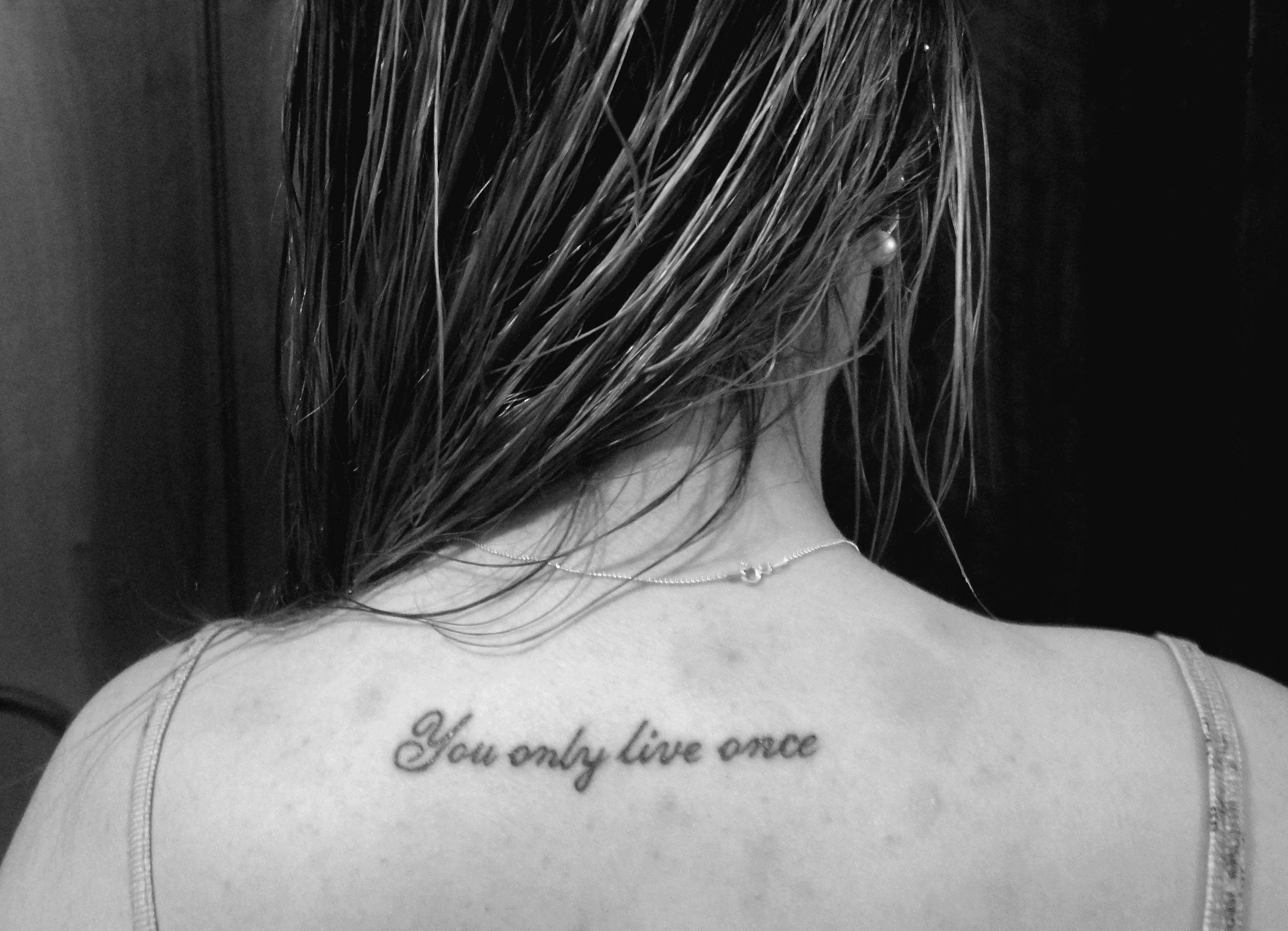 You Only Live Once Tattoologist