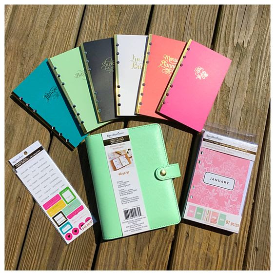 Michaels Recollections Planner | Home Office | Planners ...