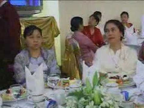 Myanmar Wedding of Burma Than Shwe's daughter   5of24