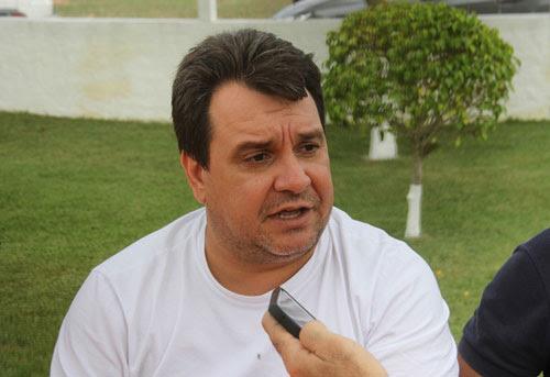 O prefeito de São Domingos Izaque Júnior | Foto: Raimundo Mascarenhas/ Calila Notícias