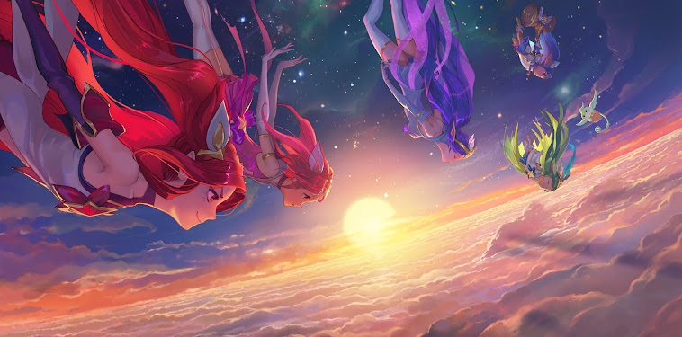 Star Guardian Wallpaper