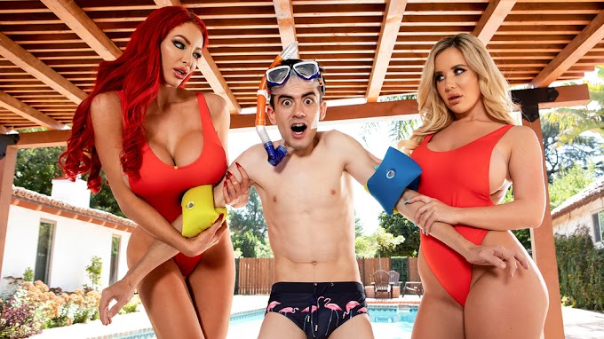 Brazzers Exxtra: Big Tits Save Lives Nicolette Shea & Savannah Bond