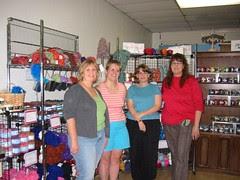 In The Yarn Shop