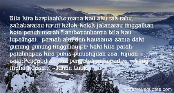 Sahabat Quotes: best 53 famous quotes about Sahabat