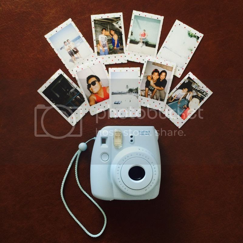 My Instax Mini 8