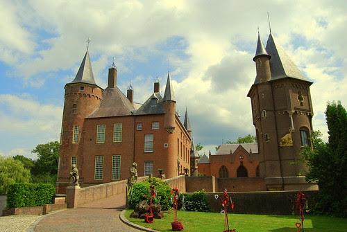castillos medievales Castillo Heeswijk