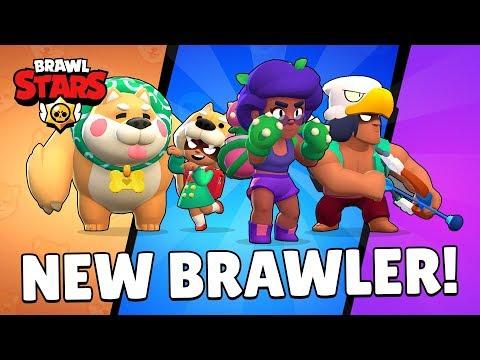 Brawl Stars: Brawl Talk - Novo Brawler, Nova Skins, e mais!