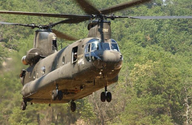 Ο κύβος ερρίφθη: Στη Βουλή τα 10 Chinook CH-47D από τις ΗΠΑ