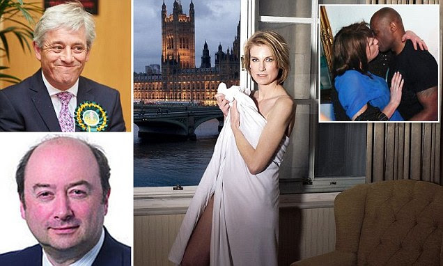 Bercow's wife has affair... with his cousin: While Speaker fought seat in election,
