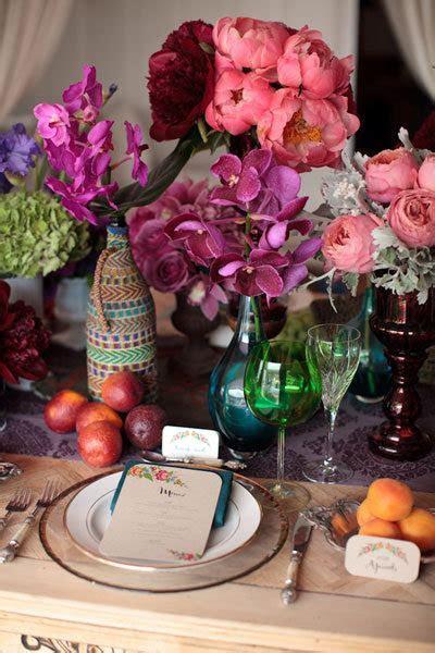 Eliya's blog: purple wedding centerpiece Created by Dolce
