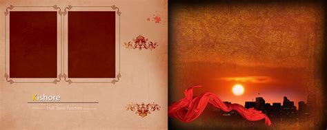Karizma Album 12x36 Psd Wedding Background Free Download