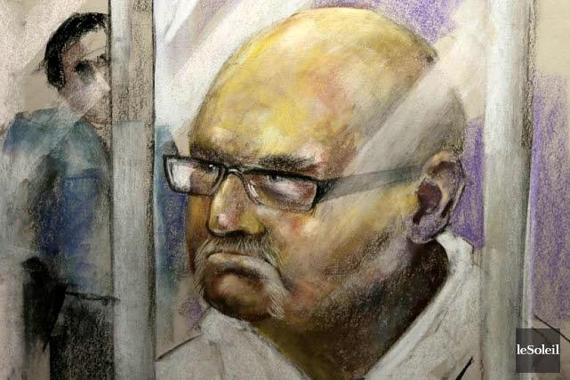 Richard Henry Bain est accusé relativement à la... (ILLUSTRATION)