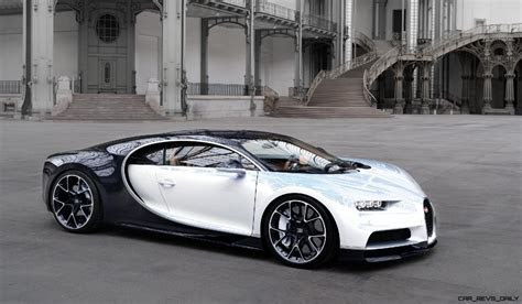 2017 Bugatti CHIRON Colors Visualizer   50 Shades of 300mph BOSS!