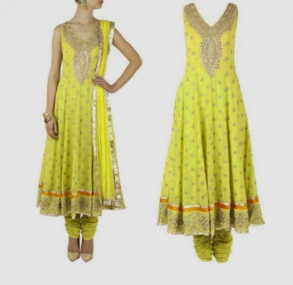 Anarkali-Embroidered-Frock-Churidar-Salwar-Kameez-New-Fashion-Outfits-by-Designer-Anita-Dongre-