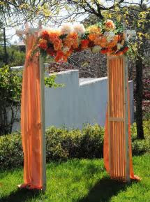 40 best Arbor Ideas images on Pinterest   Arch for wedding