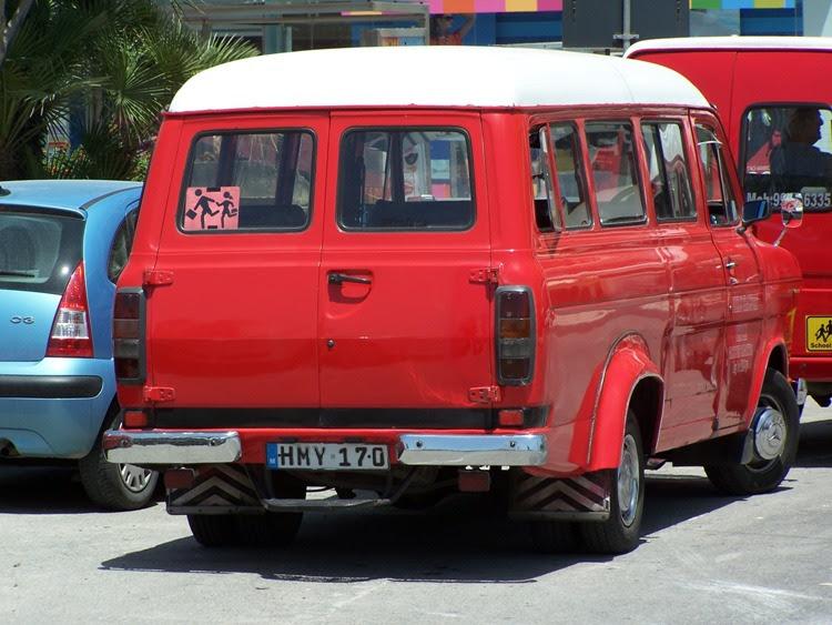 1982 Ford Transit  Malta