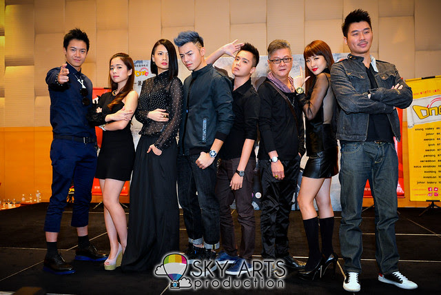 ntv7 The Undercover 无间行者 Press Conference