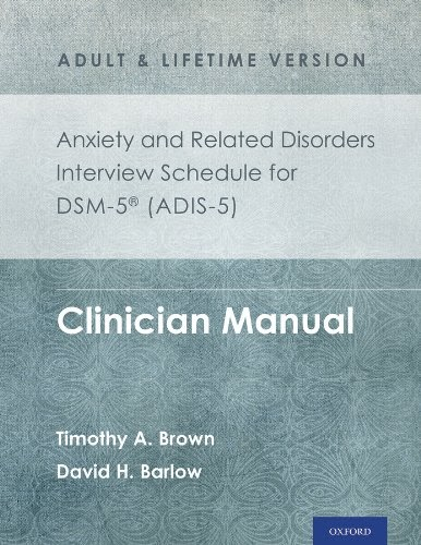 PDF⋙ Anxiety and Related Disorders Interview Schedule for ...