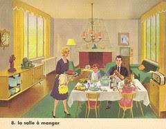 8 salle à manger