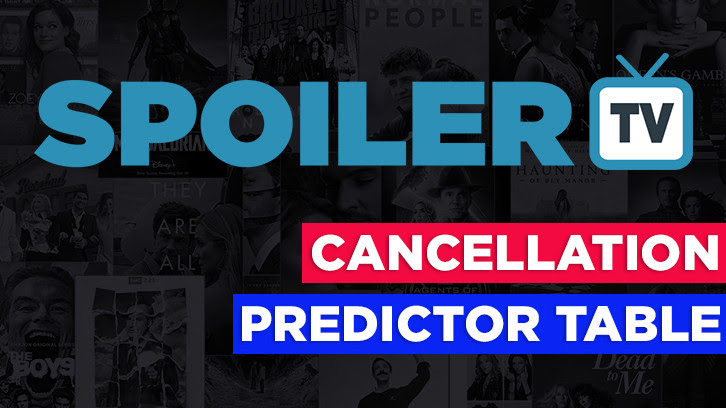 SpoilerTV Cancellation Predictor Table 2016/17 *Updated 16th May 2017*