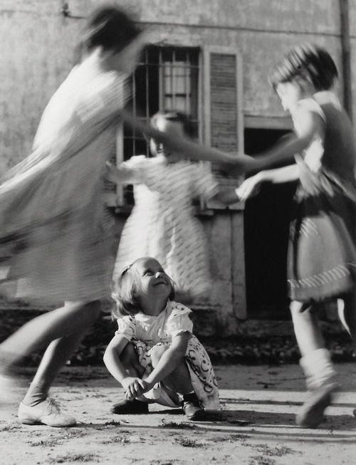 Italy 1954   Photo: Vitaliano Bassetti