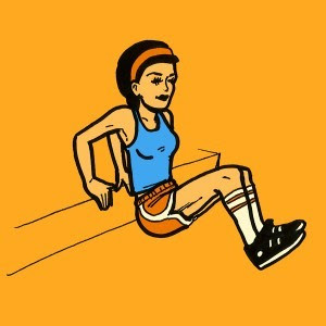 triceps dip