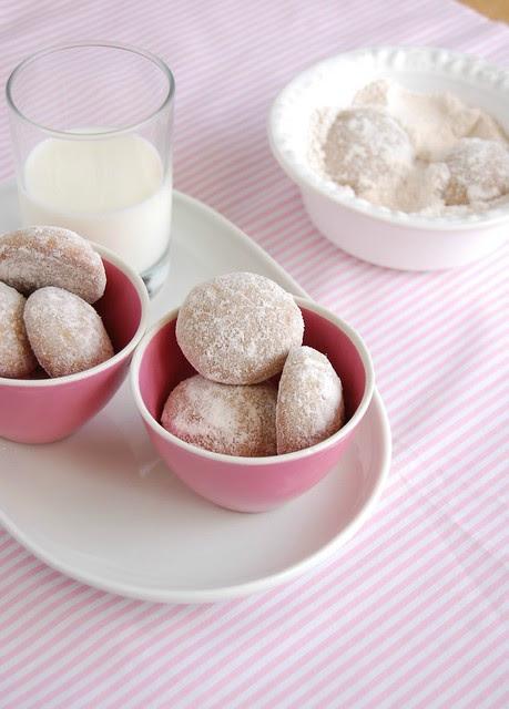 Spiced brown sugar cookies / Biscoitos de açúcar mascavo e especiarias