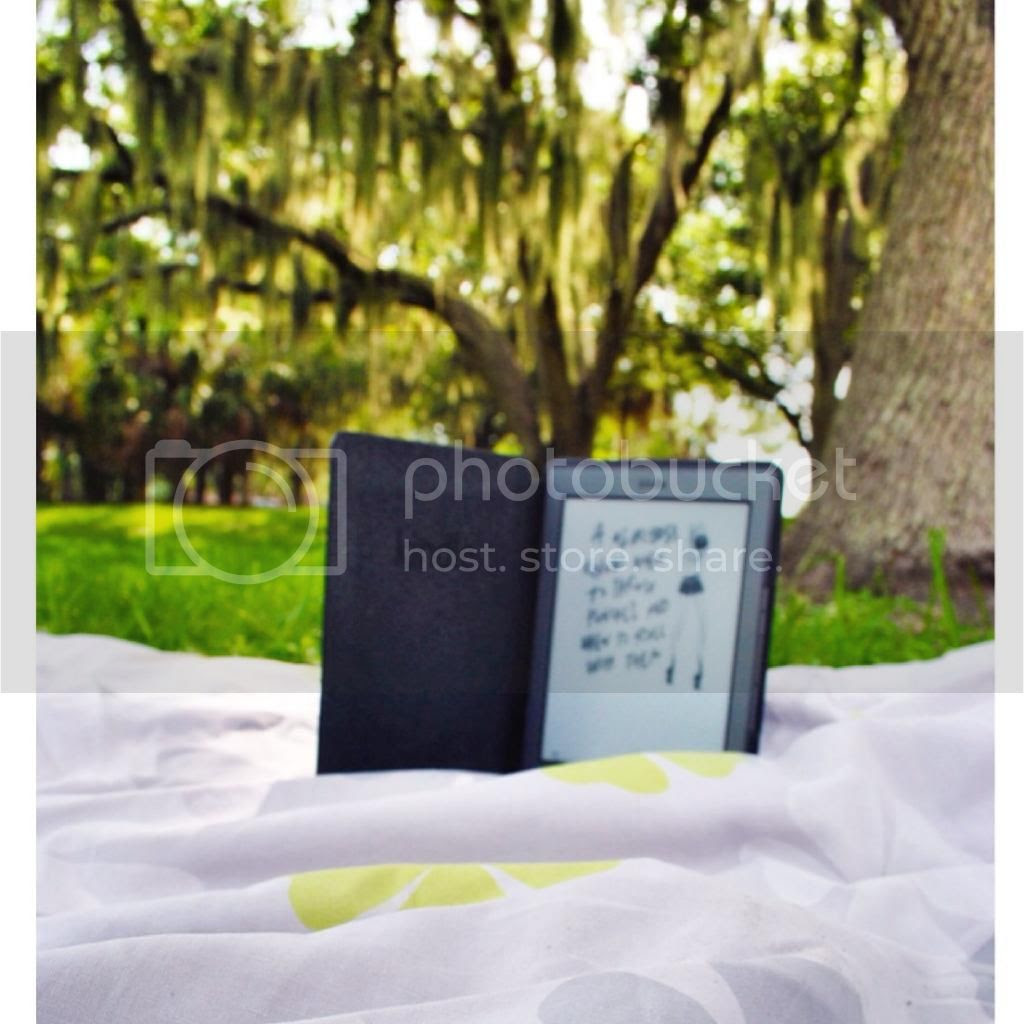 Daily photo challenge theme was blur. I took this relaxing under the spanish moss while reading #girlboss