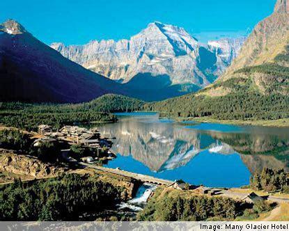 Glacier National Park Hotels   Lodging near Glacier