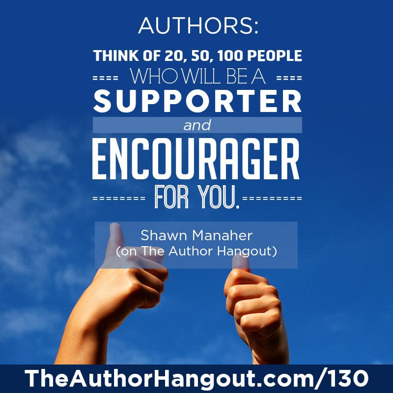 Ep 130 Author Answers Author Street Teams Book Marketing Tools