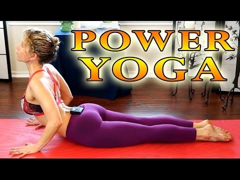 psychetruth power yoga for beginners  total body workout