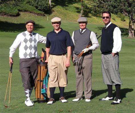 golf attire  men gentlemans gazette