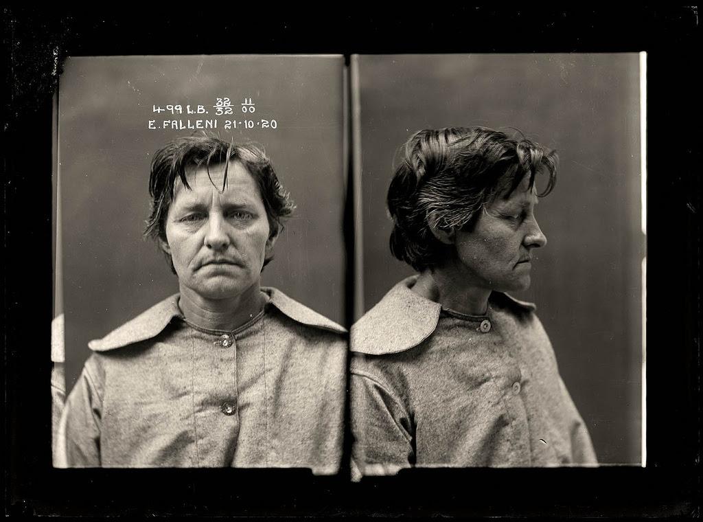 photo police sydney australie mugshot 1920 33 Portraits de criminels australiens dans les années 1920