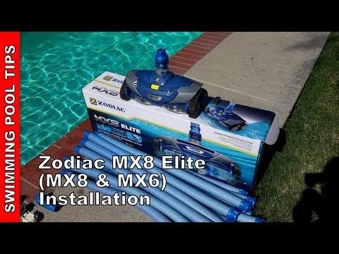Pool Tips Troubleshooting Amp Reviews Zodiac 174 Mx8 Elite